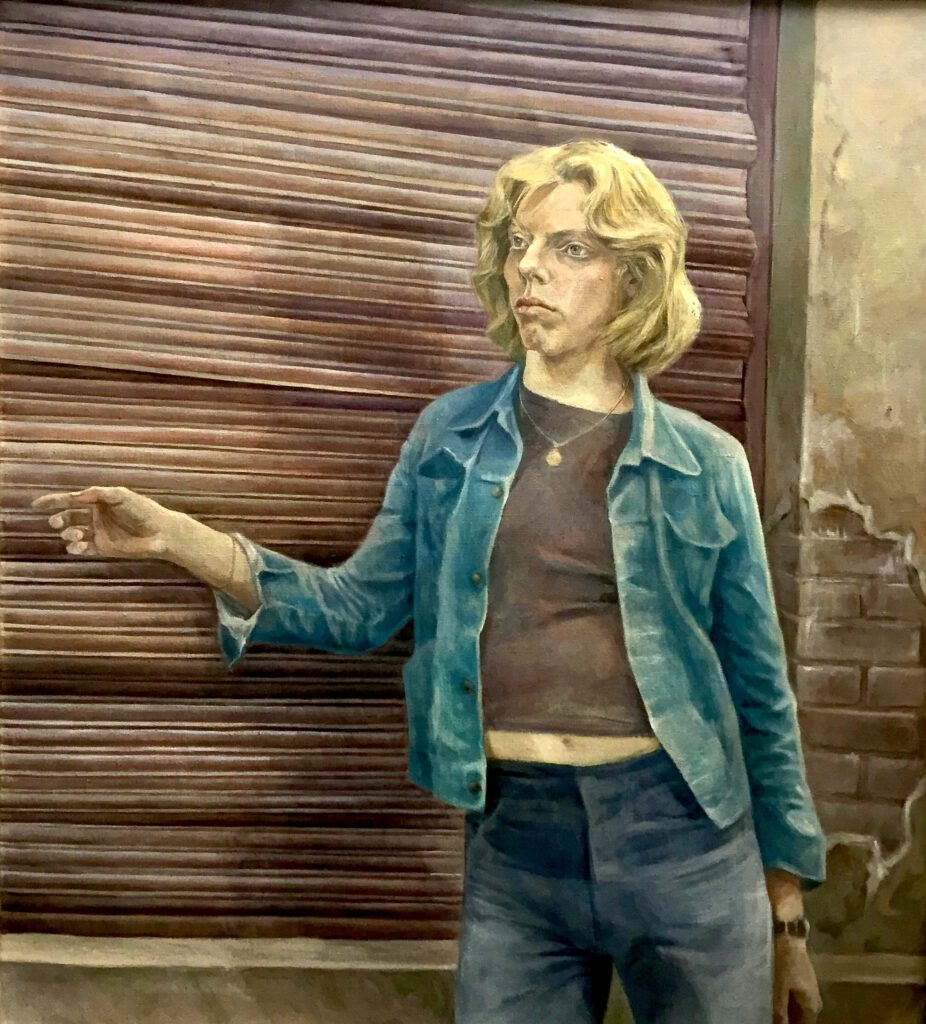 Portrait - Urban 1977
