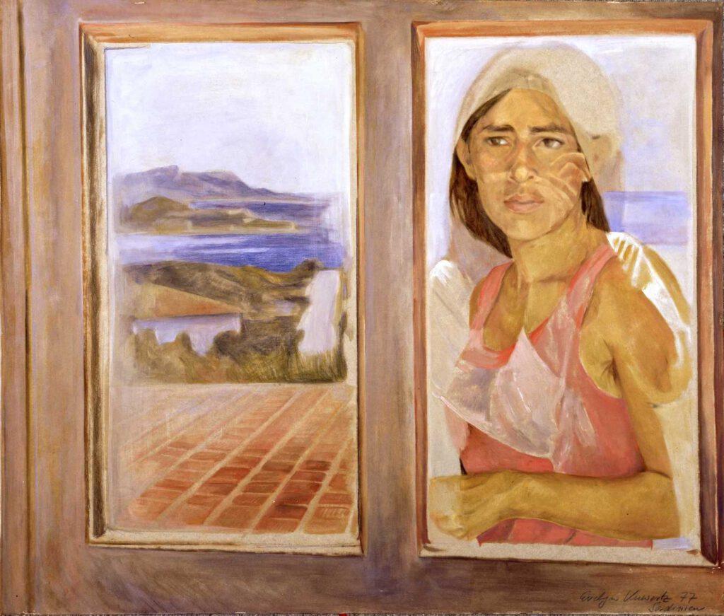Selfportrait 1979