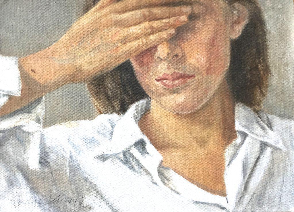 Autoportrait 1977