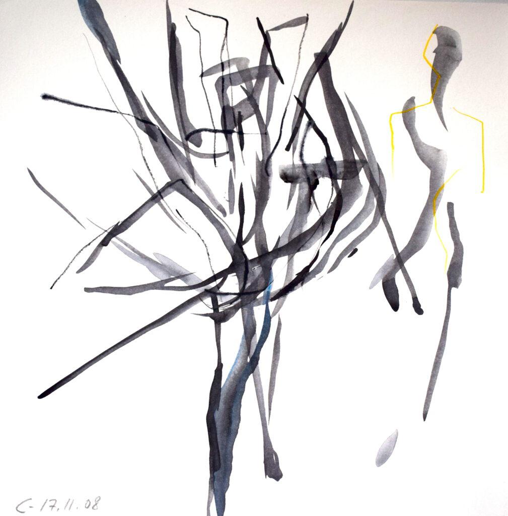 Répétition 17.11.08 -Caravaggio- Staatsoper Berlin