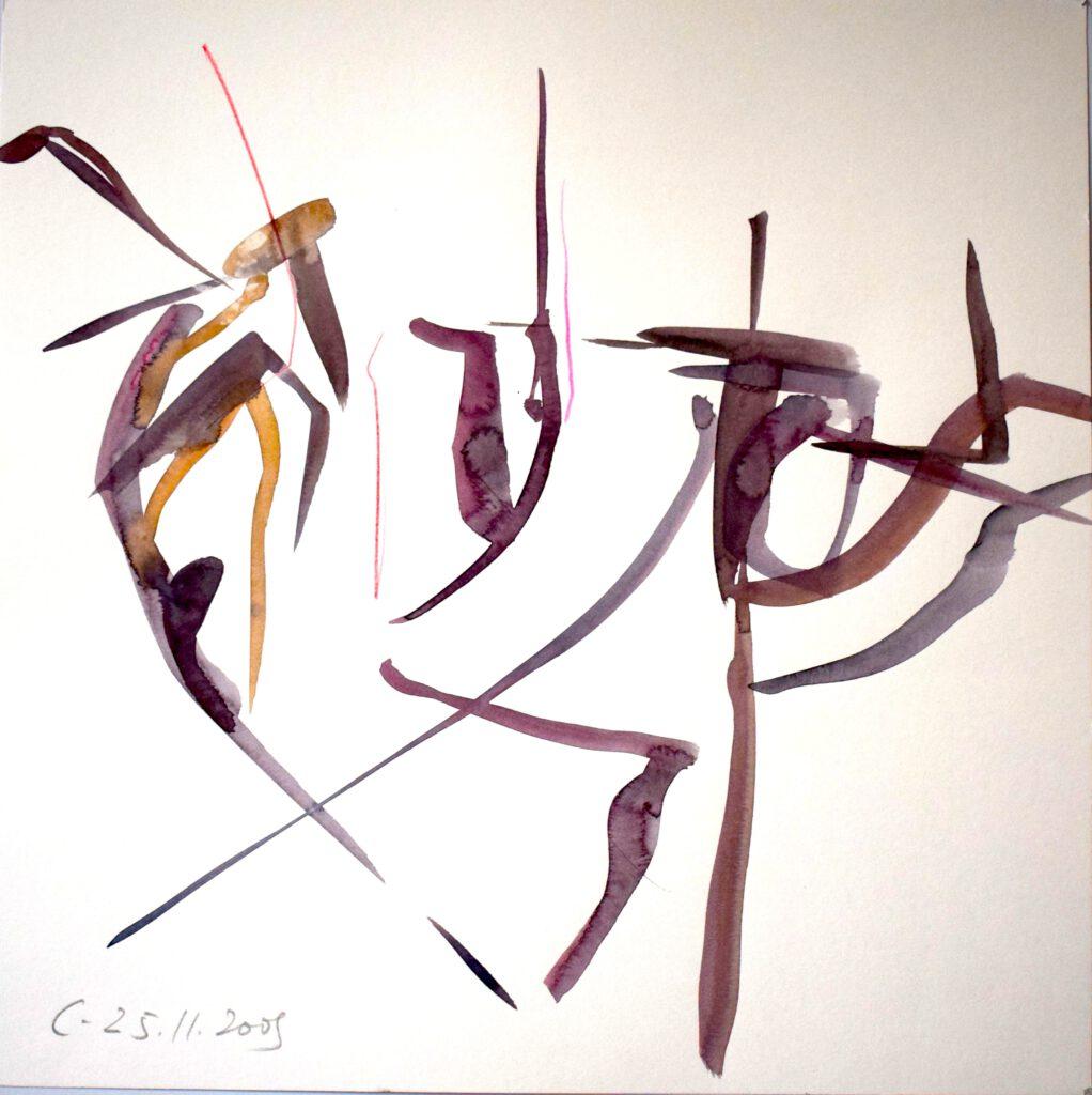 Répétition 25.11.08 -Caravaggio- Staatsoper Berlin