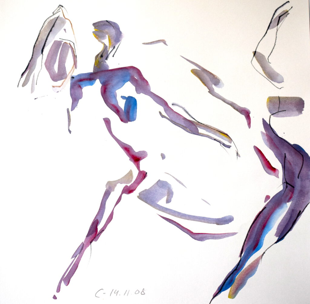 Répétition 14.11.08 -Caravaggio- Staatsoper Berlin