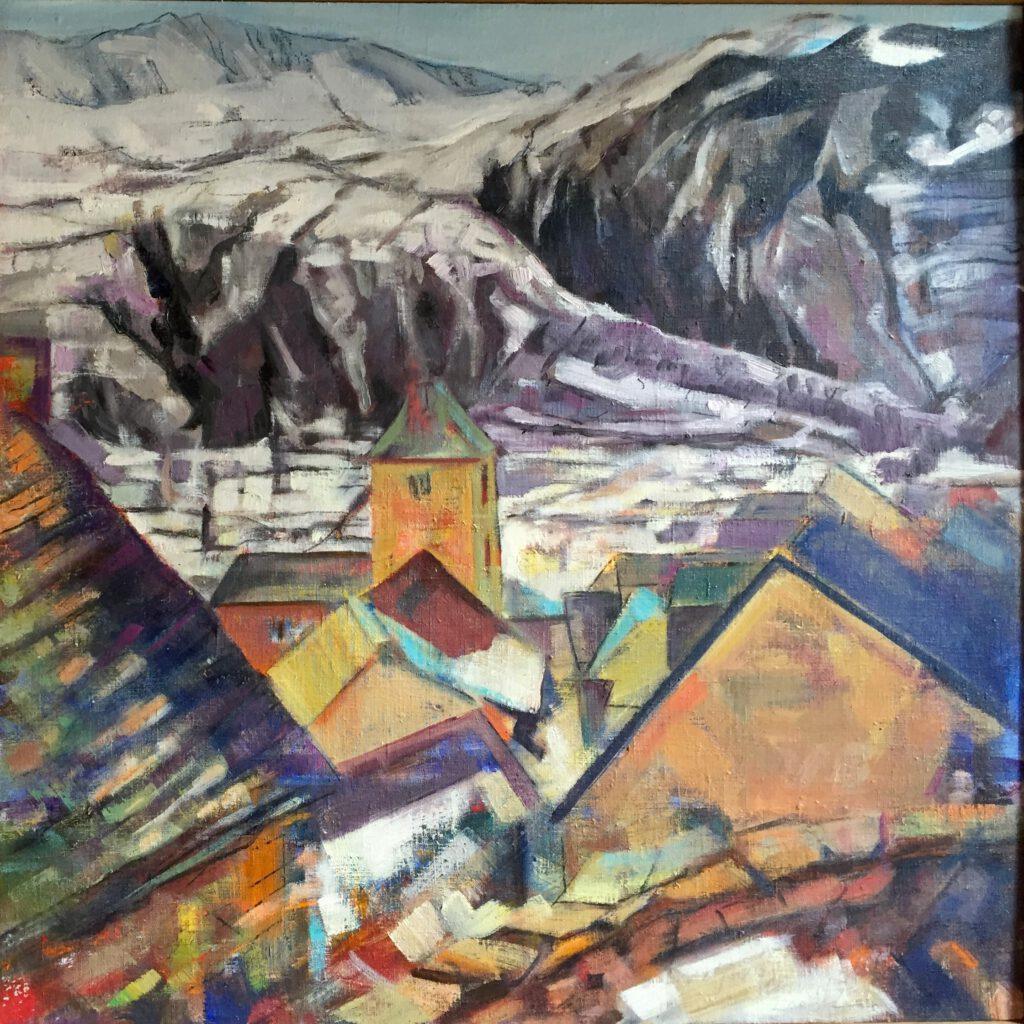 Mont-Pyrenäen 2003