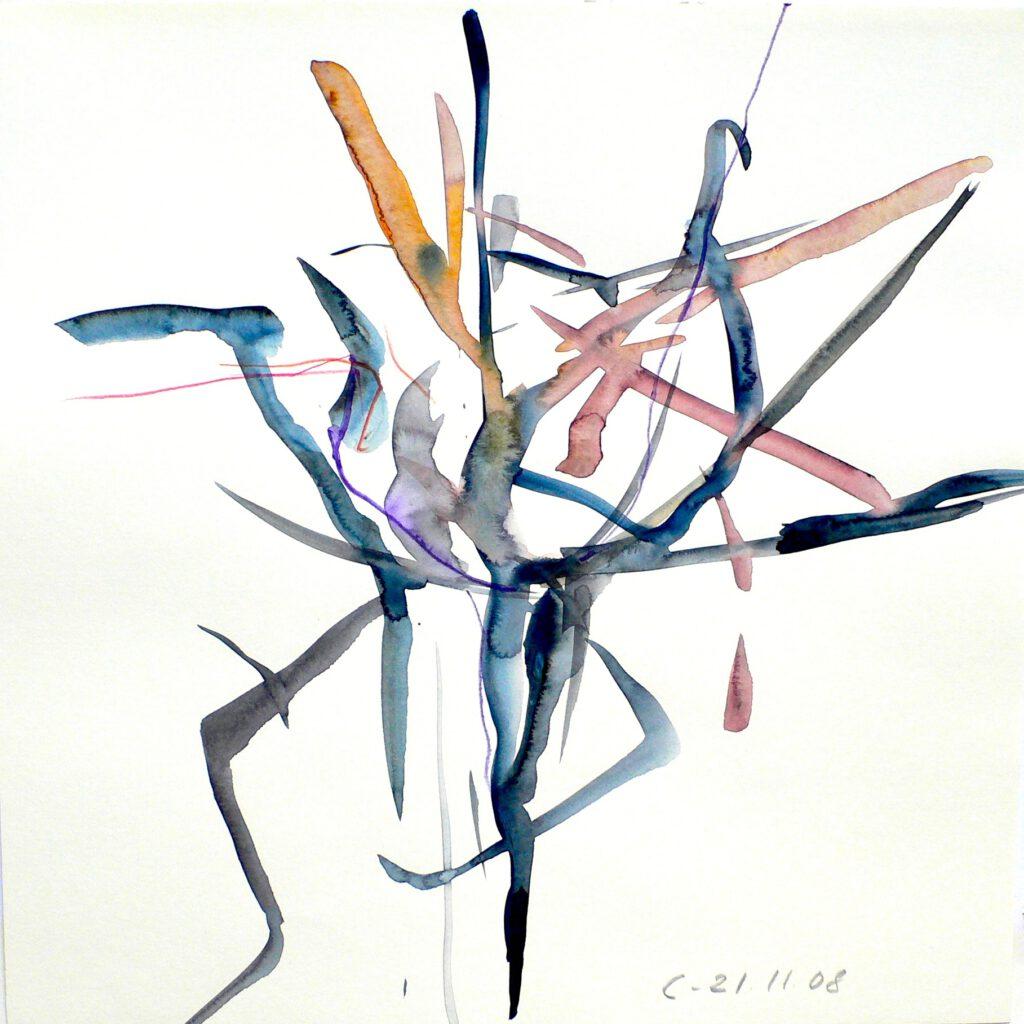 Répétition 21.11.08 -Caravaggio- Staatsoper Berlin