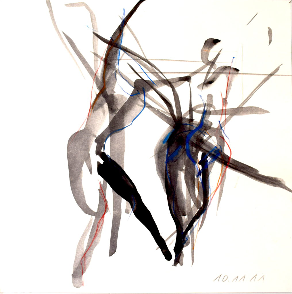 Répétition 10.11.08 -Caravaggio- Staatsoper Berlin