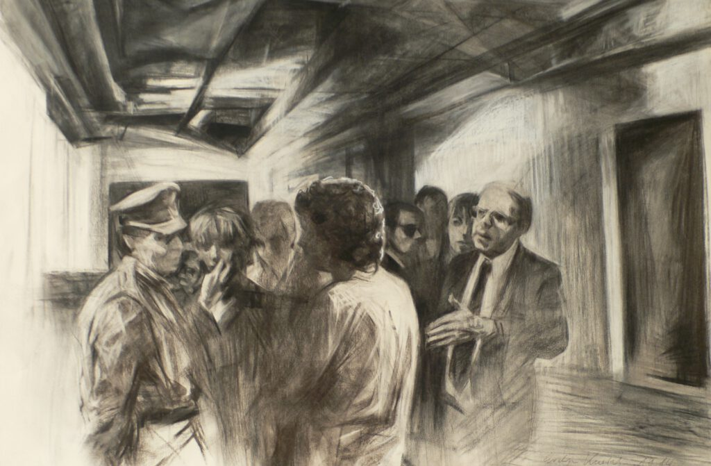 Portrait - Atombunker 1984